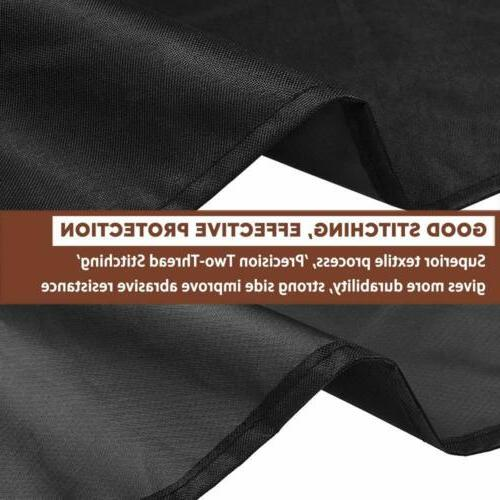 Waterproof Duty Grill Cover / Traeger / Pit Boss &Most