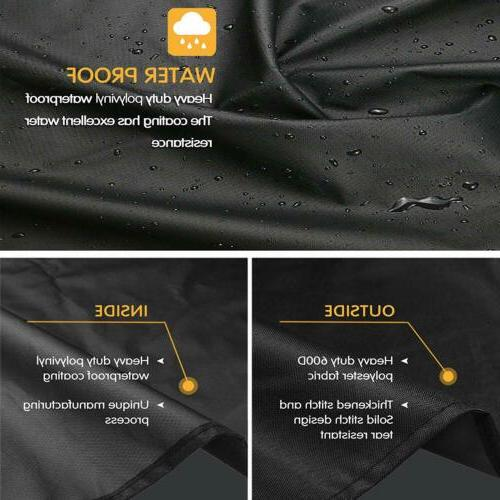 Outdoor Heavy Waterproof Grill Cover Smoke Hollow PS9900
