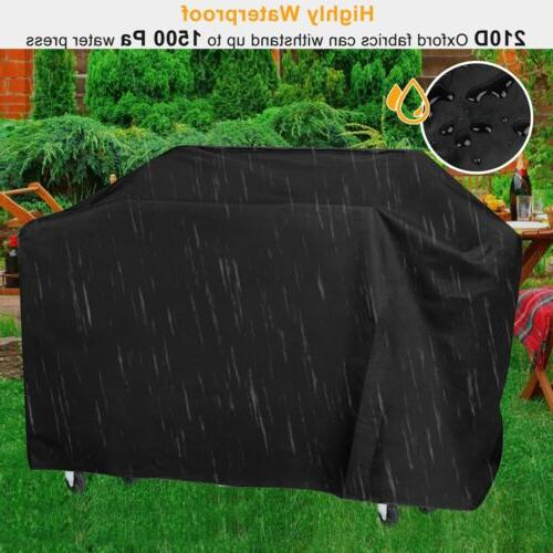 """BBQ Grill 57"""" Barbecue Waterproof Heavy Duty Protection NEW"""