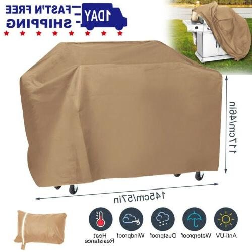 waterproof bbq grill cover gas barbecue heavy
