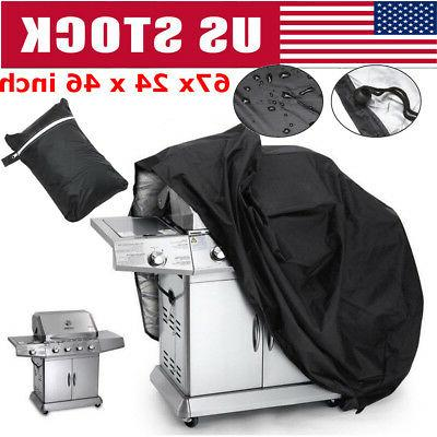 BBQ Grill Cover Gas Heavy Duty for Home Patio Garden Storage