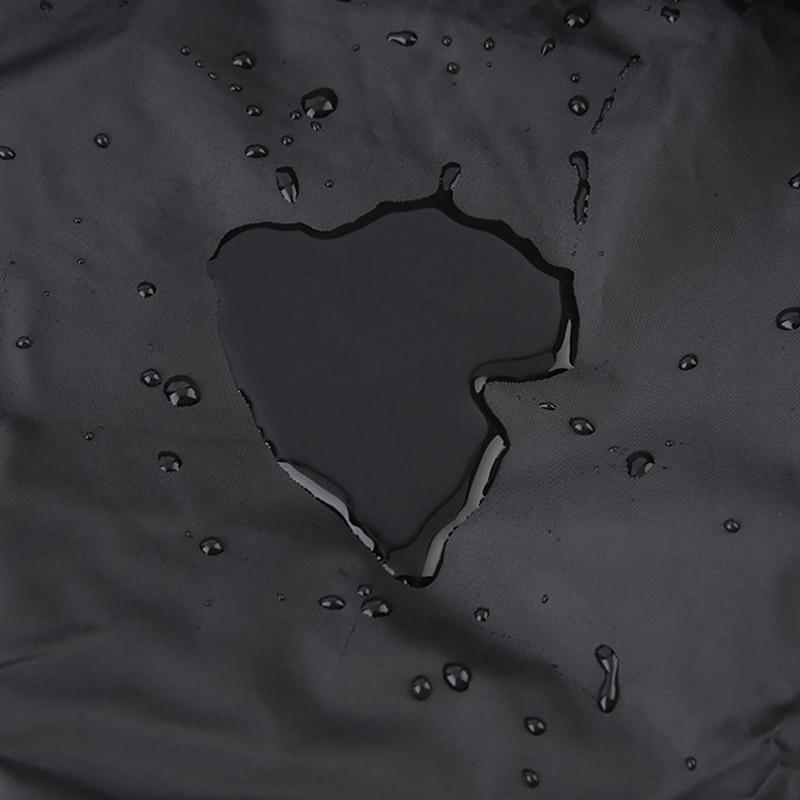 Black Waterproof Accessories Dust Rain Electric Dust Protector