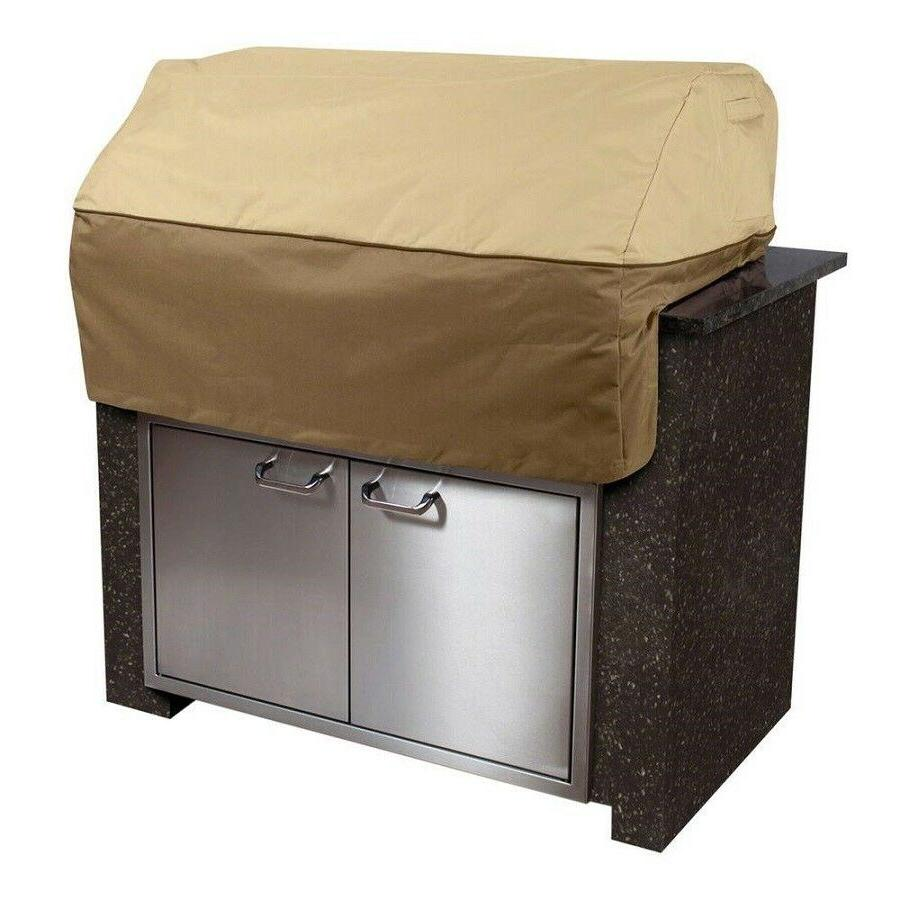 Classic Accessories Built In Grill Top Cover Island Barbecue