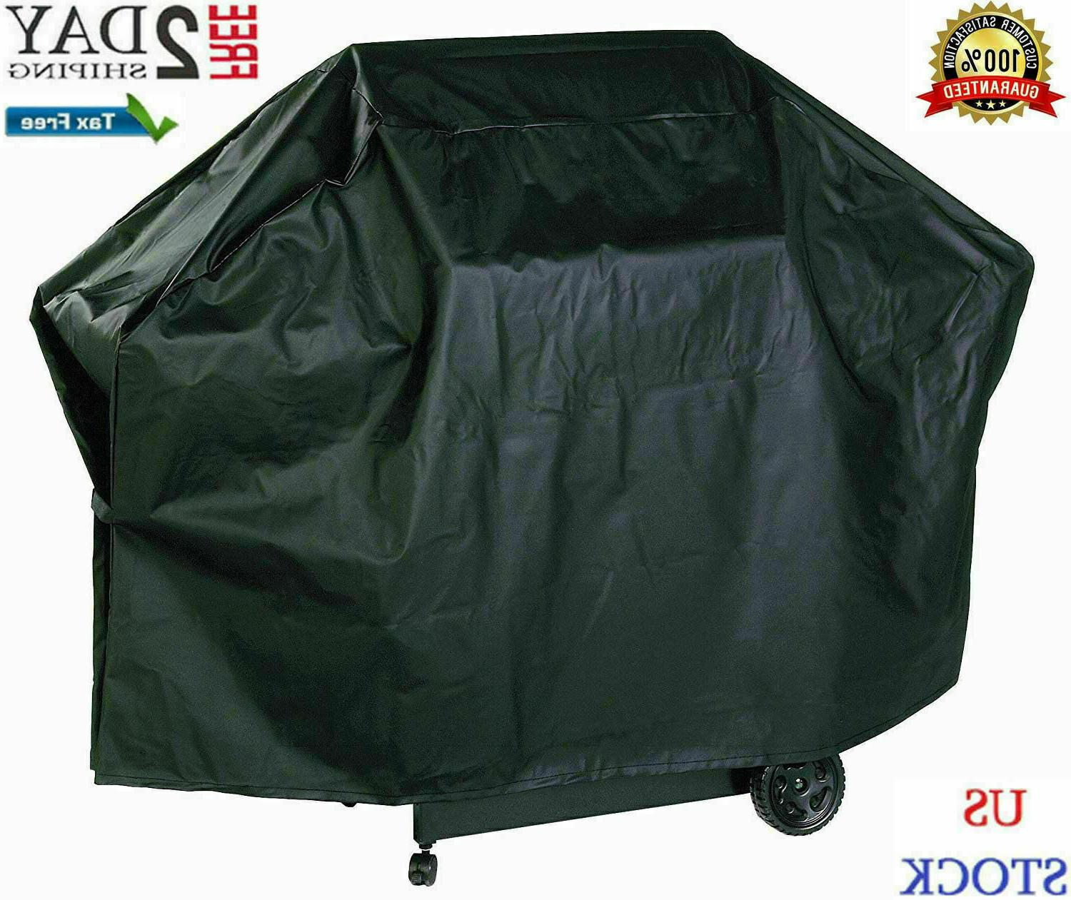 Char-Broil Grill Cover BBQ HEAVY-WEIGHT Weather Resistant wa