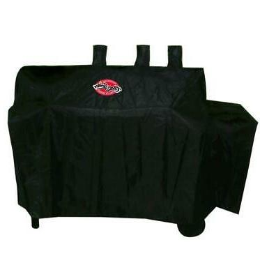 char griller 5055 grill cover fits dual