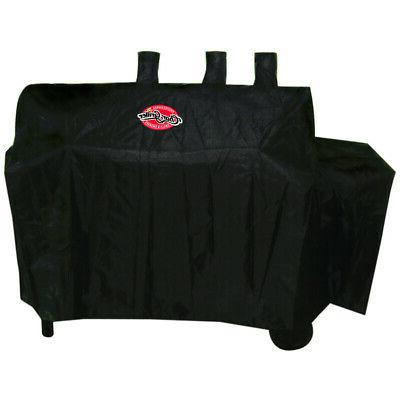 BBQ Pit Cover Gas Grill Large Outdoor All Weather Char-Grill