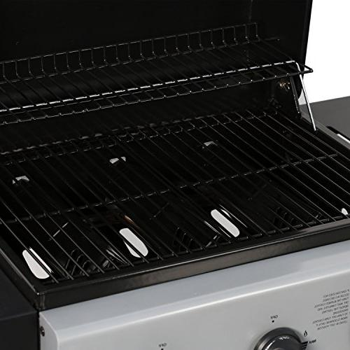 MASTER COOK Propane Gas 3 Bunner with Black