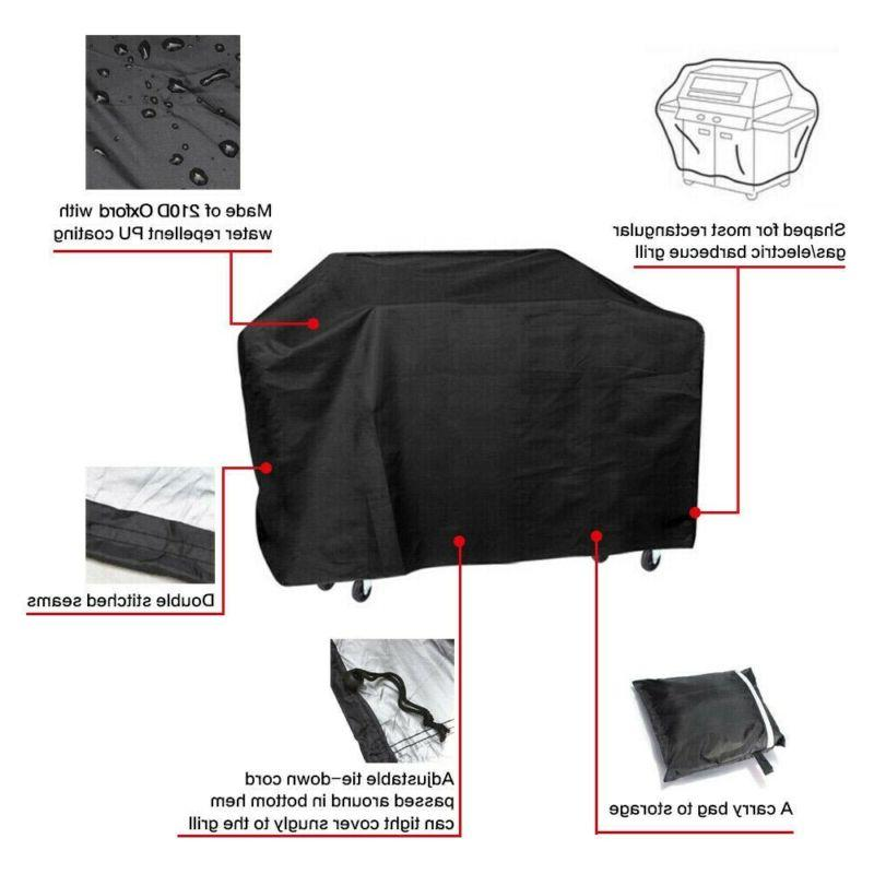 BBQ Cover 67 Inch Barbecue Outdoor Duty US