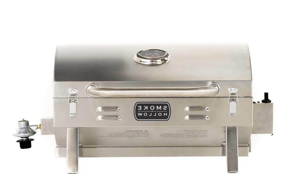 gas grill compact stainless steel 1 burner
