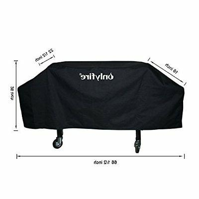 Blackstone Heavy Duty Griddle Grill Cover 36-Inch Outdoor Pr