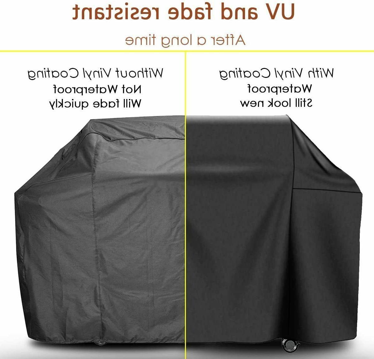 """48"""" Heavy Duty 7138 Grill Cover for Weber Spirit 210, Spirit"""