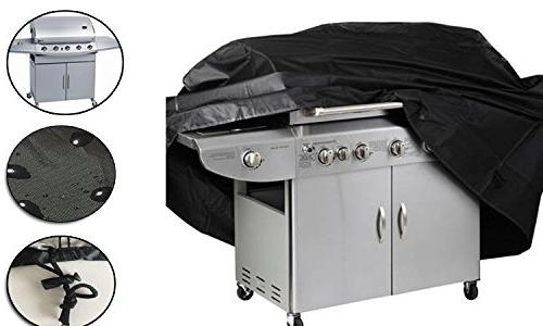 OUTDOOR Grill Cover 58 Inch, Heavy Protected Resistant for Outdoor. BBQ Oxford Cover for Most Weber,Char Broil