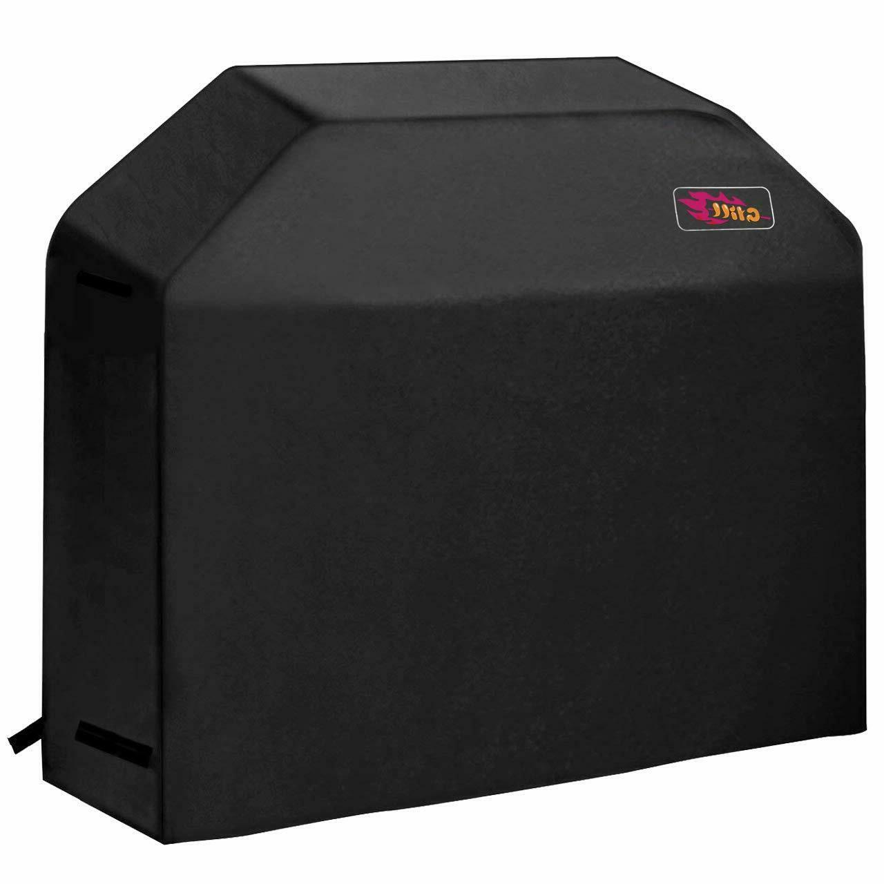 VicTsing Grill Cover 58-Inch Waterproof BBQ Cover Heavy Duty