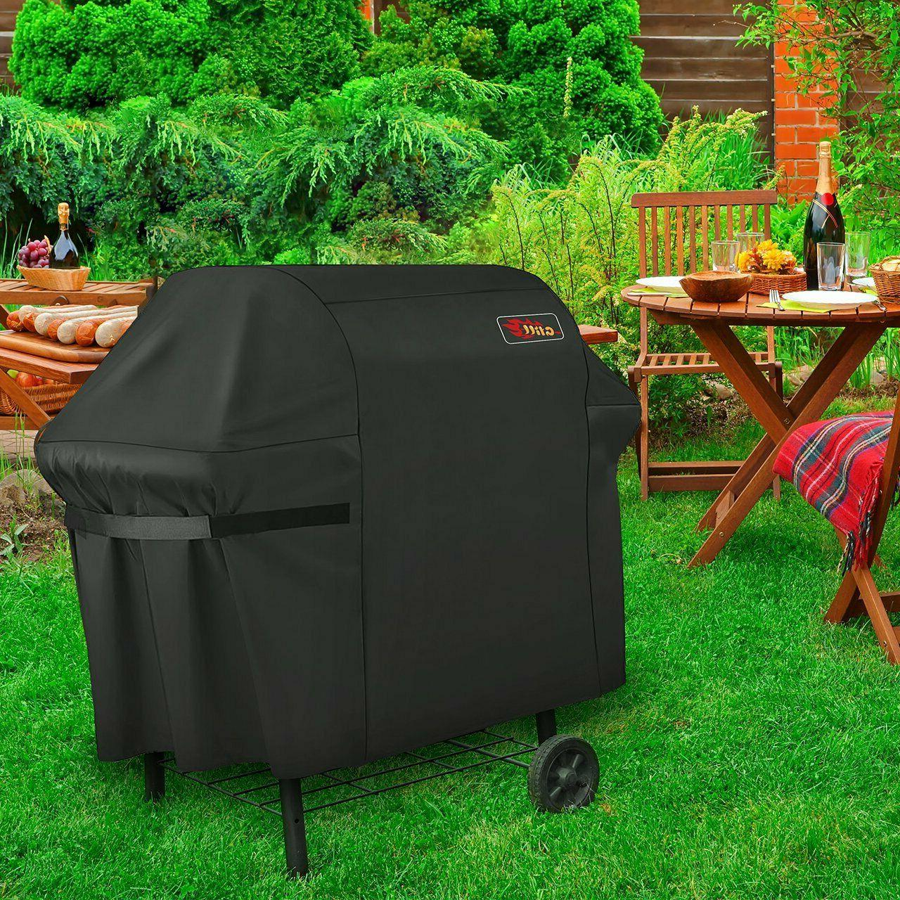 VicTsing Grill 60-Inch Waterproof BBQ Cover Duty