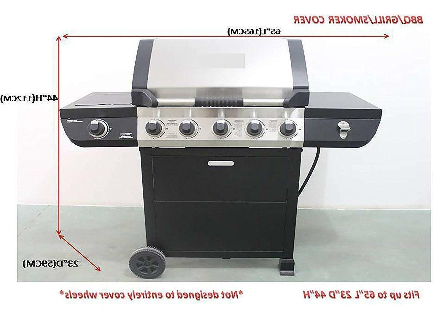 iCOVER Grill Inch for Holland JennAir