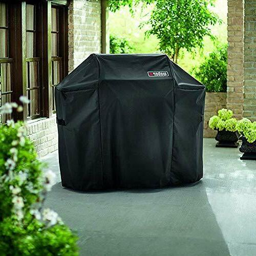 Weber Cover Cover and 300 Grill