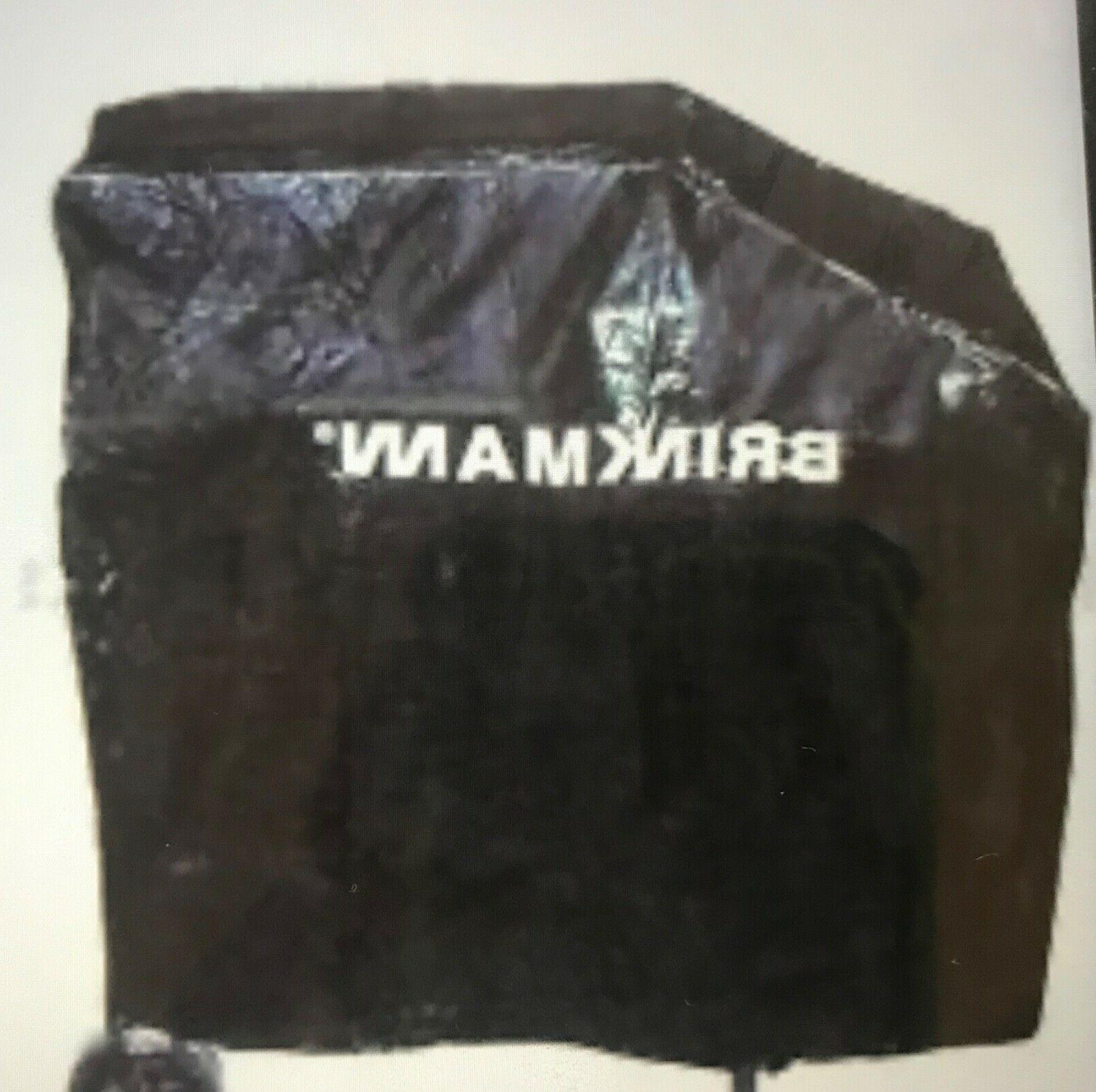 NEW BRINKMANN GRILL KING SMOKER / GRILL COVER PART# 812-3210