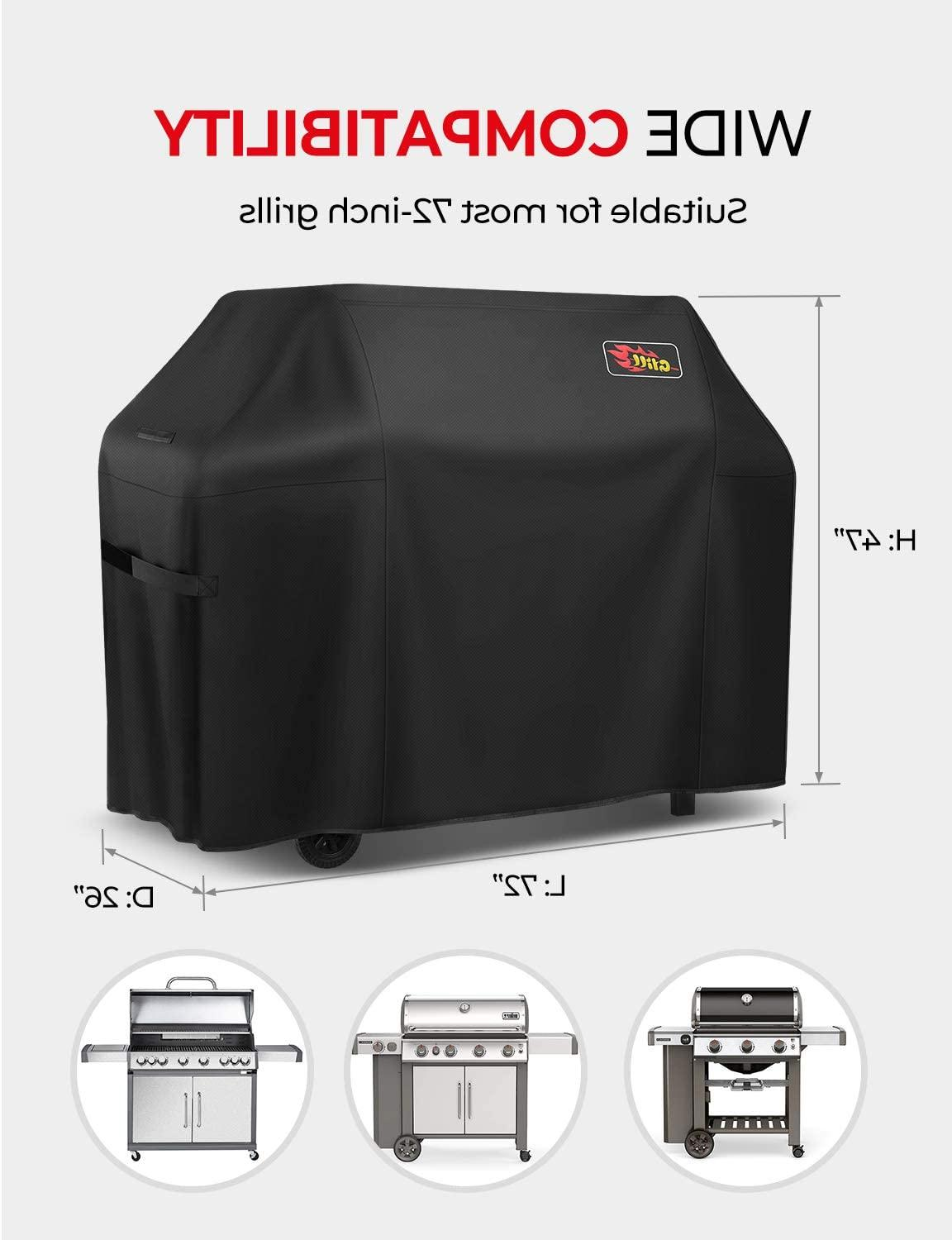 Heavy BBQ Cover, Grill