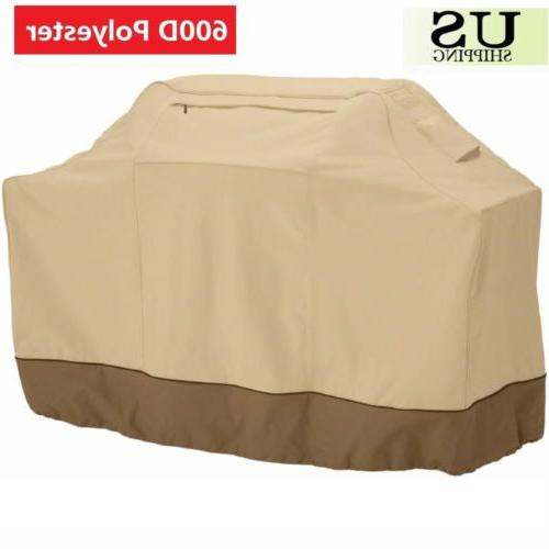 Heavy BBQ Cover Waterproof Weber 70""