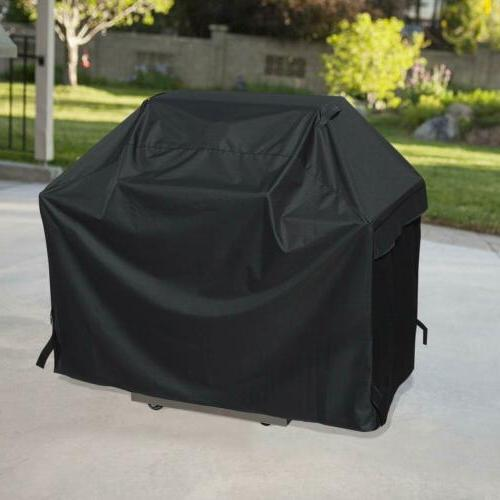 55-inch Heavy Duty BBQ Gas Grill Cover For Weber Char-Broil