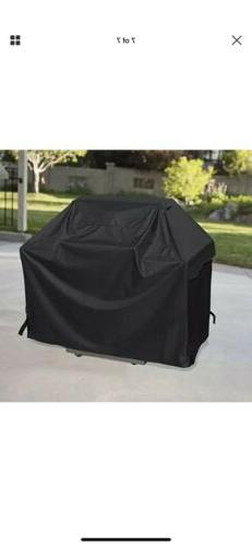 UNICOOK Heavy Duty Waterproof Barbecue Gas Grill Cover, 75-i