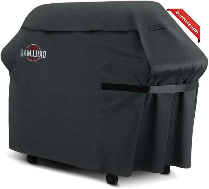 heavy duty waterproof grill cover for weber