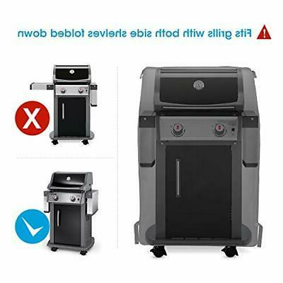 Two Cover, Width BBQ
