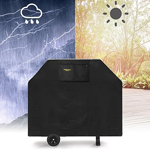 Felicite Home 72 Burner Gas Grill Heavy Brands BBQ Grill Cover Storage Dust Weather
