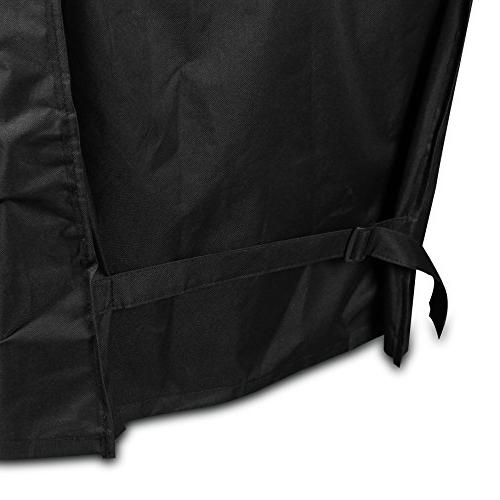 Felicite Burner Gas Grill Cover Heavy Duty Brands of BBQ Storage Bag (UV Dust & Water Resistant, Weather Resistant, Rip