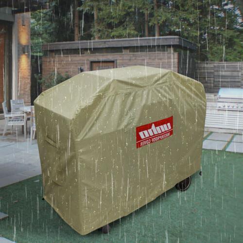 Premium BBQ Grill Cover Reinforced Waterproof Brinkmann Char Broil