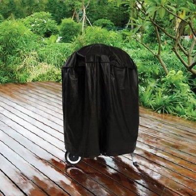 kettle grill cover 30 x 25 black