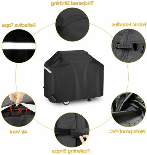 "32"" Universal Waterproof BBQ Grill Cover Protection"