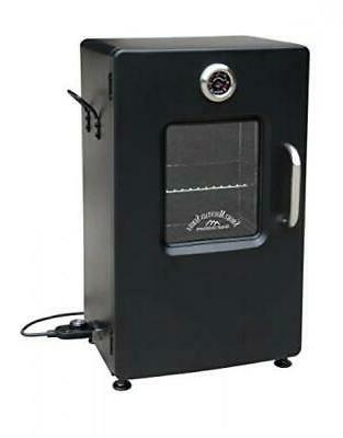 mountain stand alone electric smoker