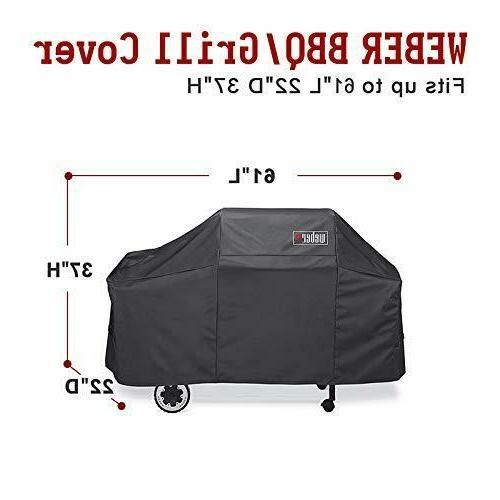New 7552 Grill Cover Fits Grills