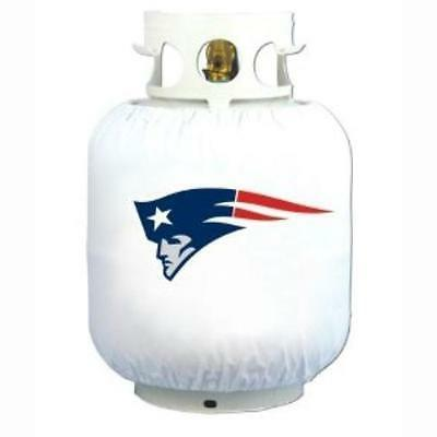 NFL England Patriots Football Propane Grill Tank Wrap Cover