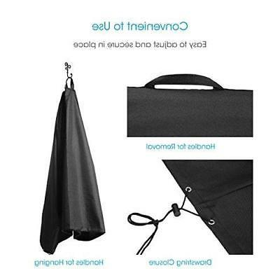 UNICOOK Water Proof Smoker Cover,