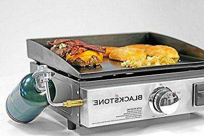 Portable Table Griddle Gas Outdoors New