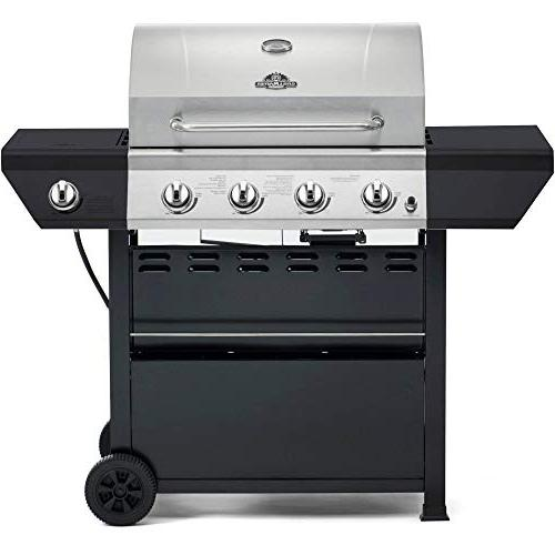 Hongso PPG371 Steel Heat Plate, Heat Vaporizor Bar Replacement Grill 720-0697, 720-0737 and Uberhaus Grill Models