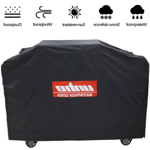 premium bbq grill cover reinforced waterproof