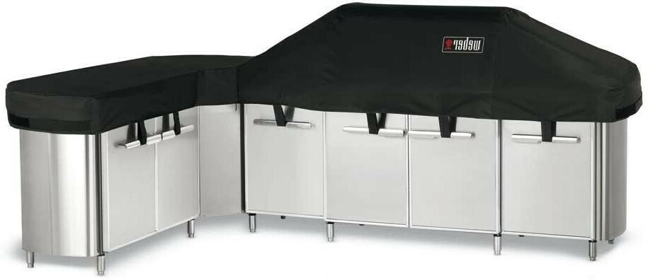 premium gas grill cover for summit grill