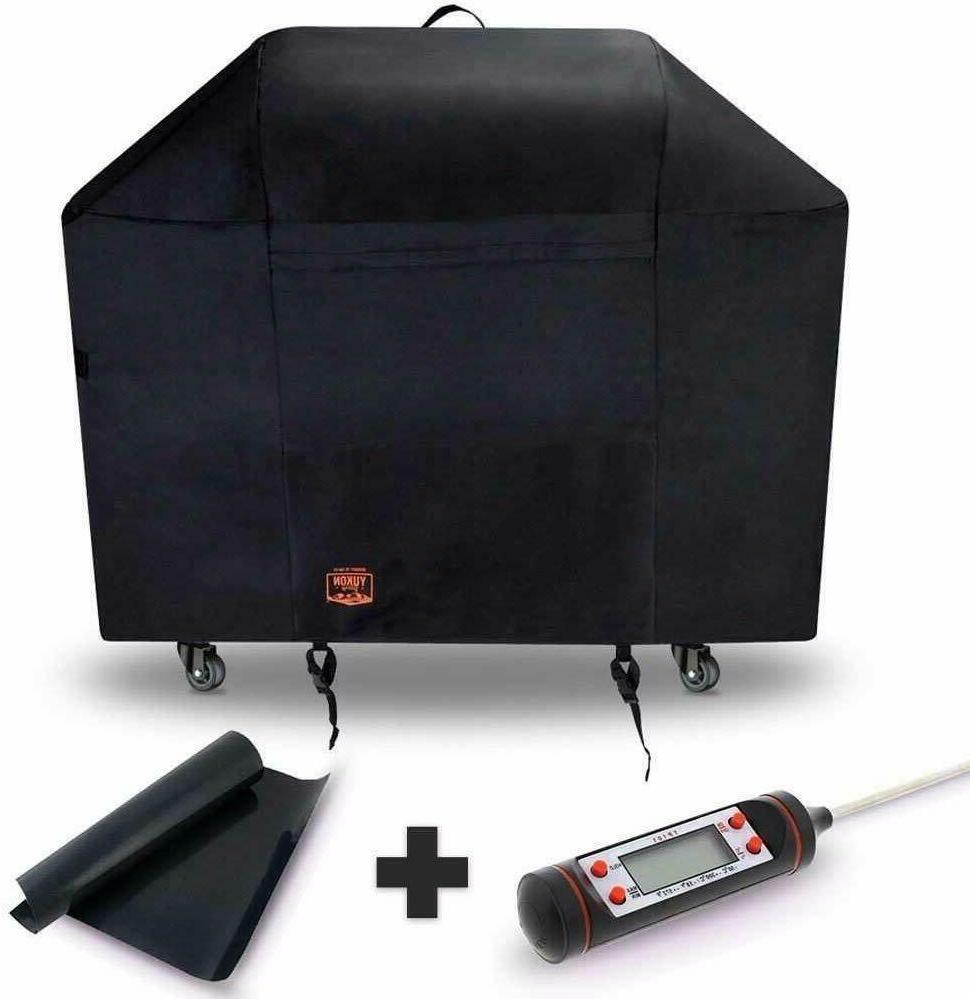 Premium Grill Cover For Weber Genesis II With 2 Burners Incl