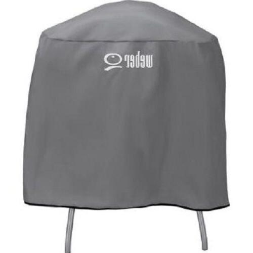 Weber Q Full Length Vinyl Factory Cover Q Series Grill on Ca