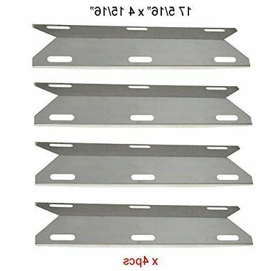 BBQ funland SH3041 Stainless Heat Plate, Cover