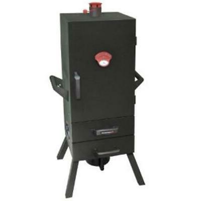 Landmann - Vertical Charcoal Smoker - Black