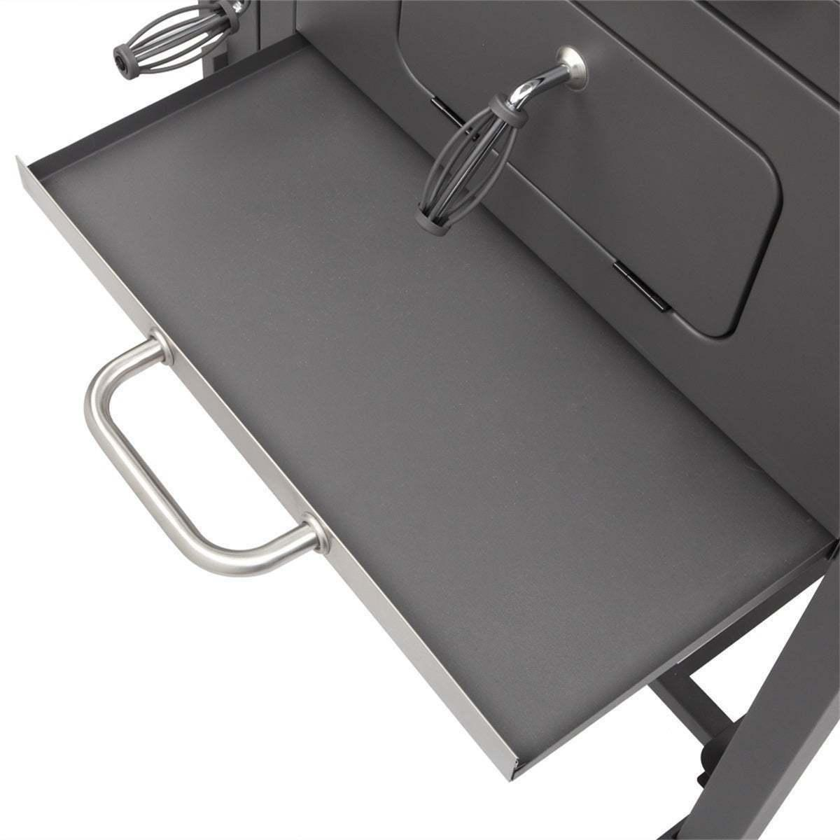Square Charcoal Oven Plastic