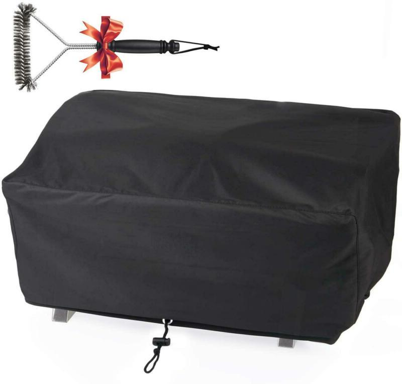 Grill Cover For Pit Boss 75275 Stainless Steel Two-Burner Po