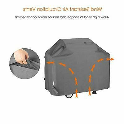Unicook Grill Cover Waterproof Gas BBQ UV Fade