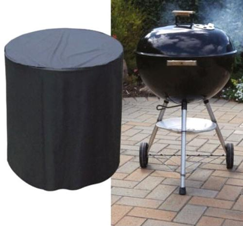 """Universal 14""""-21"""" BBQ Grill Cover For Weber Smokey Joe Silve"""