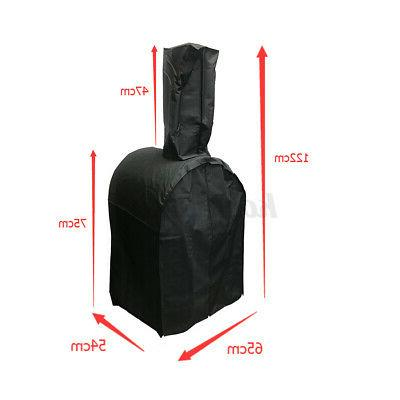 US BBQ Cover Pizza Oven Waterproof For Fired