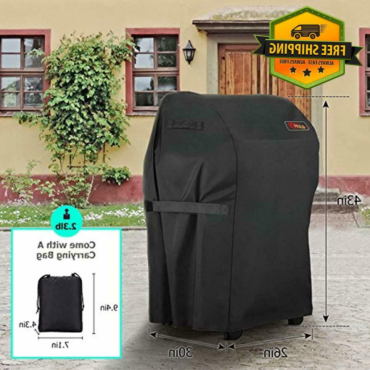 VicTsing Grill Small 30-Inch Gas BBQ Grill Cover...